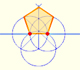 Durer's approximation of a Regular Pentagon | matematicasVisuales
