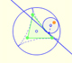 Steiner deltoid is a hypocycloid | matematicasVisuales