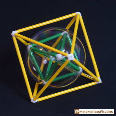 Building polyhedra 3d printing: The cube and the octahedron are dual polyhedra | matematicasVisuales