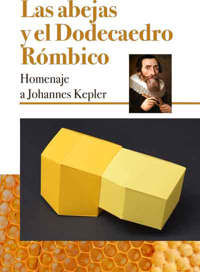 Homenaje a Kepler: dodecaedro rómbico | matematicasVisuales