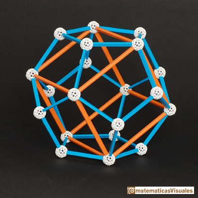 Dodecahedron:  | matematicasVisuales